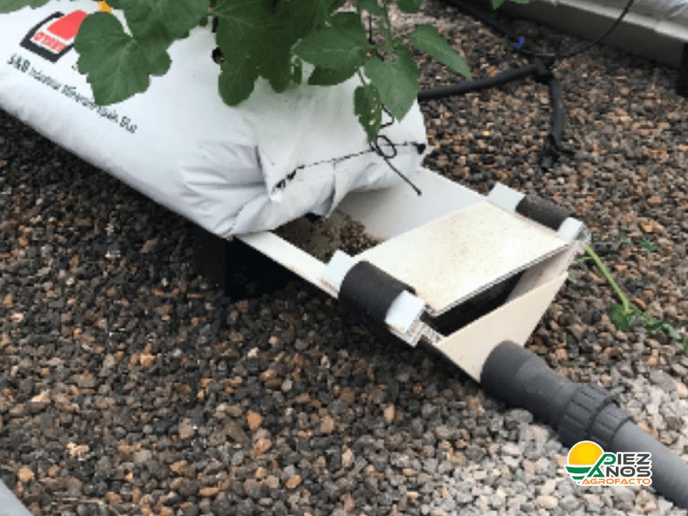 sistemas de recirculación para hidroponía