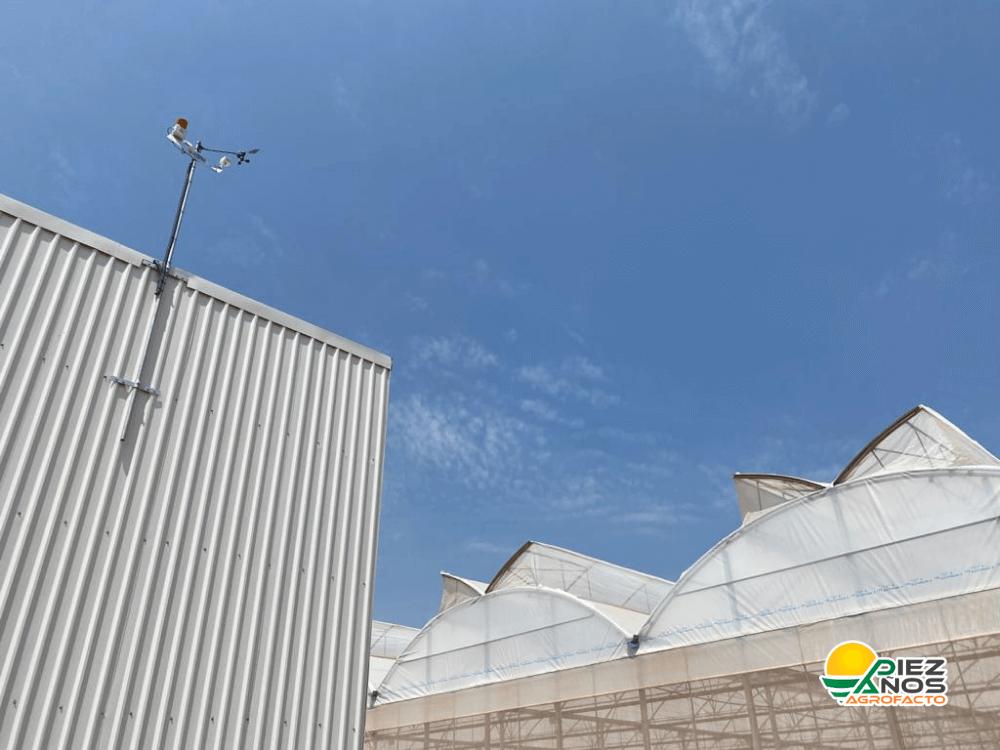sistema de monitoreo para invernadero