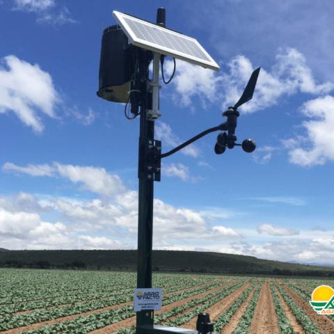 Monitoreo de Clima para agriculturaAgrofacto